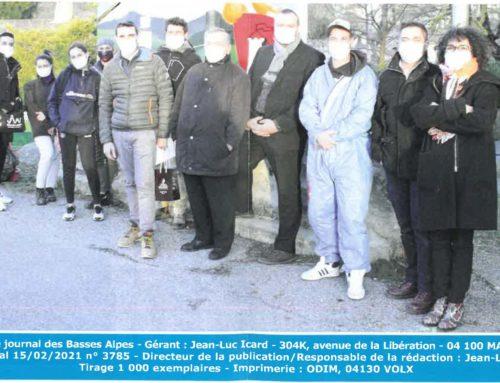 Des jeunes qui s'investissent à l'Escale- Journal des Basses Alpes